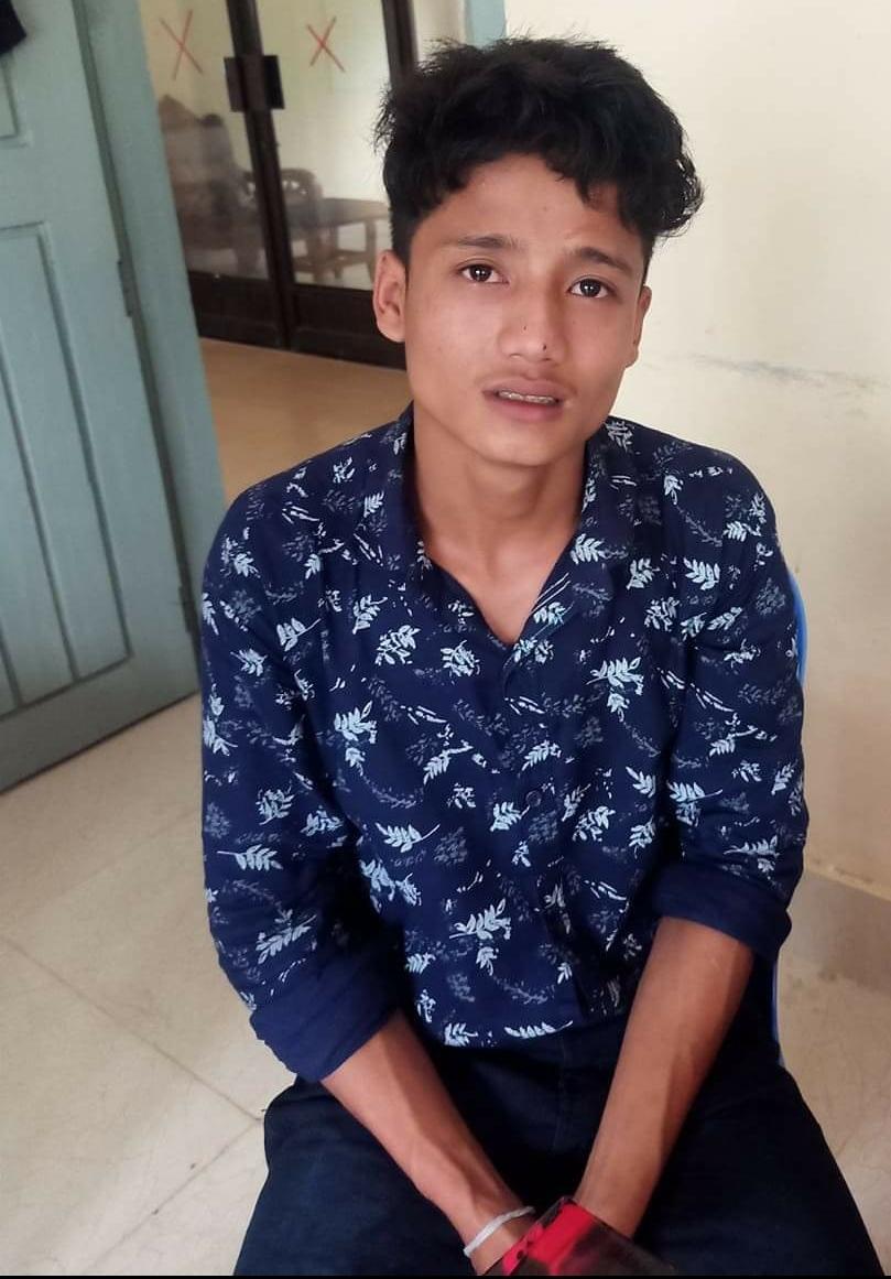 রাজস্থলীতে চাঁদা অাদায় কারী অাটক