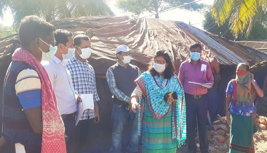 ২৫ টি ঘর পাচ্ছেন নানিয়ারচরের গৃহহীন পরিবার