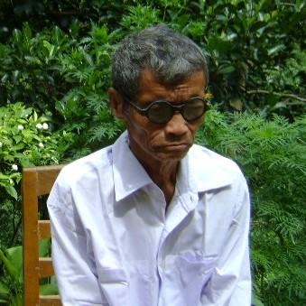 সাংবাদিক সুশীল প্রসাদ চাকমার বাবা বিজক্ক চাকমার পরলোগমণ