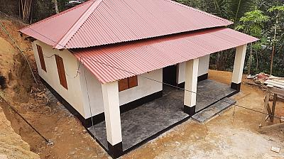 রাজস্থলীতে প্রধানমন্ত্রীর উপহার ৬২টি ঘর পাচ্ছে ভুমিহীন ও অসহায় পরিবার
