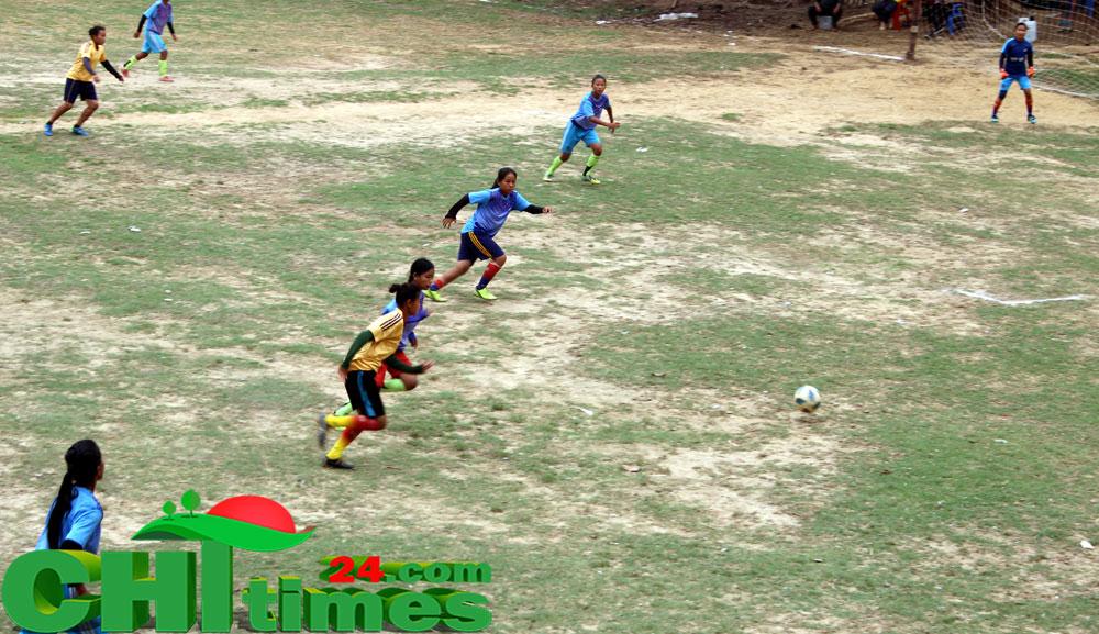 জুরাছড়িতে অনূর্ধ-১৭ জাতীয় গোল্ডকাপ ফুটবল টুর্ণামেন্ট শুরু