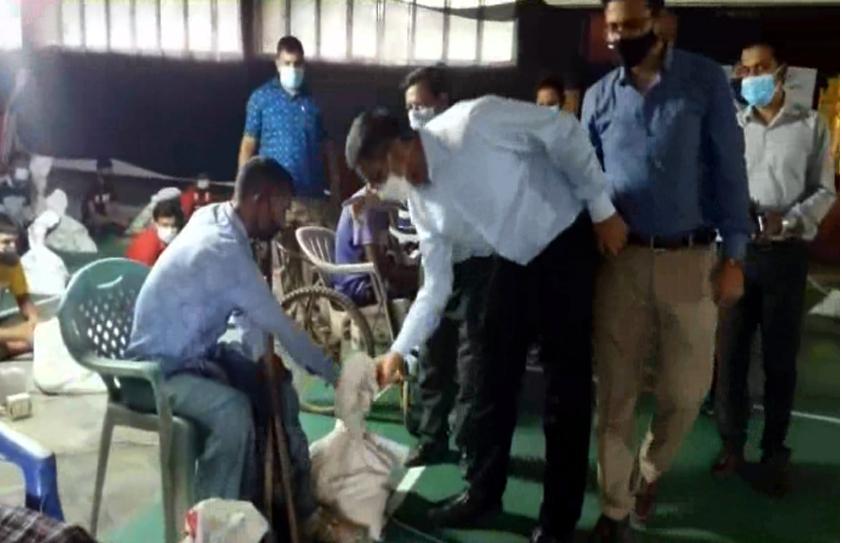 রাঙামাটিতে দেড়শো প্রতিবন্ধীকে প্রধানমন্ত্রীর মানবিক সহায়তা প্রদান